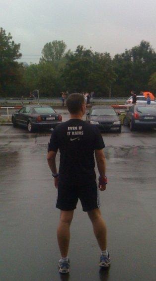 Even If It Rains Shirt